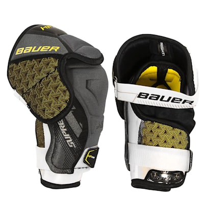 Bauer Supreme HP Pro Elbow Pads (Bauer Supreme HP Pro Hockey Elbow Pads - 2017 - Junior)