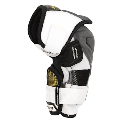 Bauer Supreme HP Pro Elbow Pads (Bauer Supreme HP Pro Hockey Elbow Pads - 2017 - Senior)