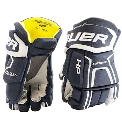 Bauer Supreme HP Gloves (Bauer Supreme HP Hockey Gloves - 2017 - Senior)