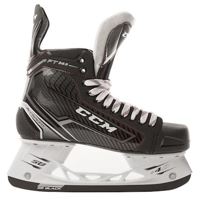 Outside (CCM Jetspeed FT365 Ice Hockey Skates - Junior)