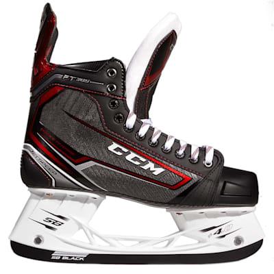 Outside (CCM Jetspeed FT385 Ice Hockey Skates - Senior)