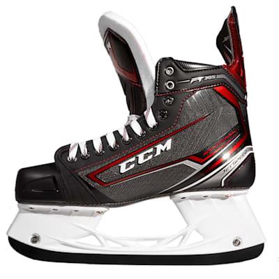 Inside (CCM Jetspeed FT385 Ice Hockey Skates - Senior)