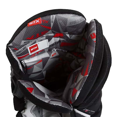Liner View (STX Stallion HPR Hockey Gloves - Junior)