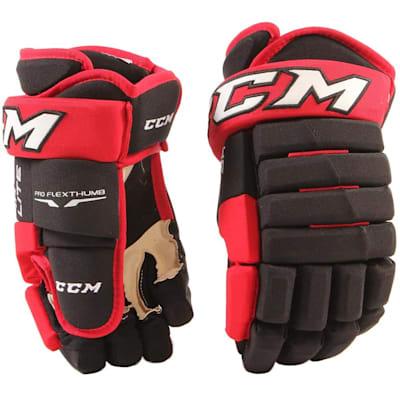 (CCM 4R Lite Hockey Gloves - Junior)
