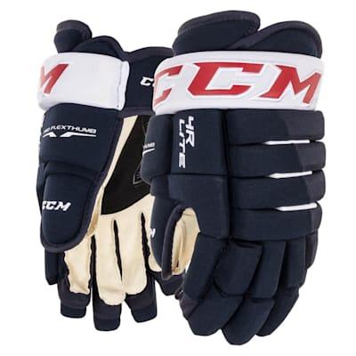 (CCM 4R Lite Hockey Gloves - Senior)