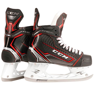 Jetspeed FT360 Ice Skate 2017 (CCM JetSpeed FT360 Ice Hockey Skates - Junior)