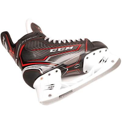 Jetspeed FT360 Ice Skate 2017 - Blade (CCM JetSpeed FT360 Ice Hockey Skates - Junior)