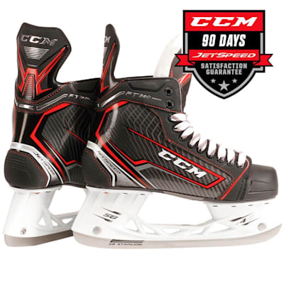 (CCM JetSpeed FT360 Ice Hockey Skates - Senior)