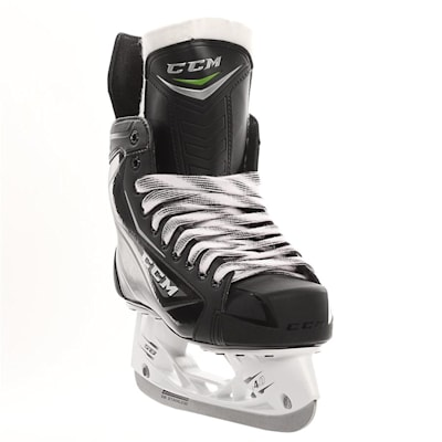 Ribcor 64K Ice Skate 2017 - Front View (CCM Ribcor 64K Ice Hockey Skates - Junior)
