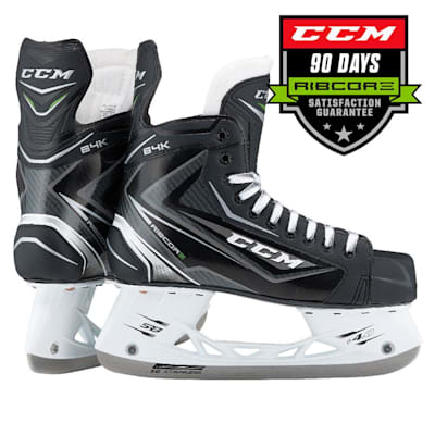 (CCM Ribcor 64K Ice Hockey Skates - Junior)