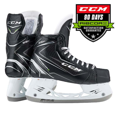 Ribcor 66K Ice Skate 2017 (CCM Ribcor 66K Ice Hockey Skates - Junior)