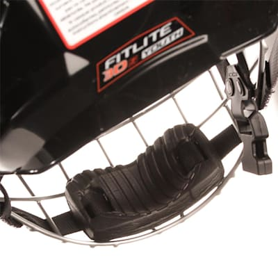 Fitlite 3DS Youth Helmet Combo (CCM Fitlite 3DS Youth Hockey Helmet Combo - Youth)