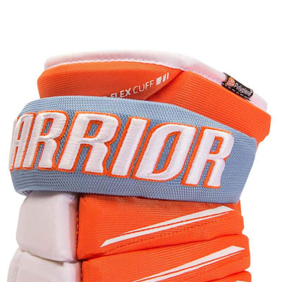 Cuff View (Warrior Alpha Pro Hockey Gloves - Junior)