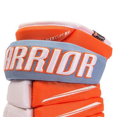 Cuff - Closeup (Warrior Alpha Pro Hockey Gloves - Senior)
