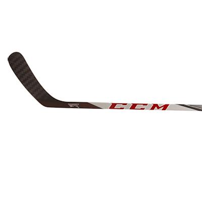 Inside Blade View (CCM RBZ 380 Grip Composite Hockey Stick - Intermediate)