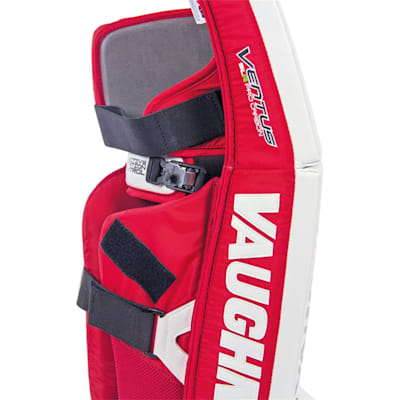 Close up (Vaughn Ventus SLR Pro Carbon Goalie Leg Pads - Senior)