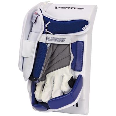 Palm (Vaughn Ventus SLR Pro Carbon Hockey Goalie Blocker - Senior)