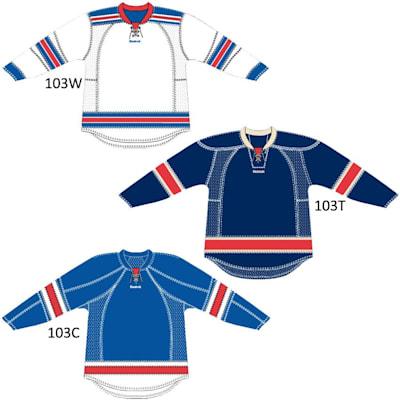 nhl edge jersey