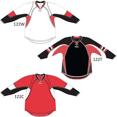 RBK 25P00 NHL Edge Gamewear Hockey Jersey (Reebok 25P00 NHL Edge Gamewear Hockey Jersey - Ottawa Senators - Adult)
