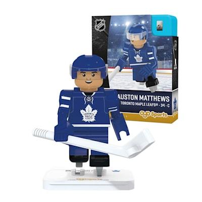 G3 Minifigure - Matthews  TOR (OYO Sports Auston Matthews G3 Minifigure - Toronto Maple Leafs)