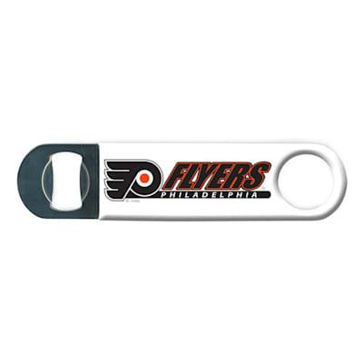 Mustang Flat Metal Opener - Philadelphia Flyers (Flat Metal Opener - Philadelphia Flyers)