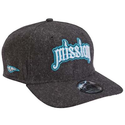 f40cc898 Mission Haze 39Thirty Hockey Hat (Mission Haze 39Thirty Hockey Hat - Adult)