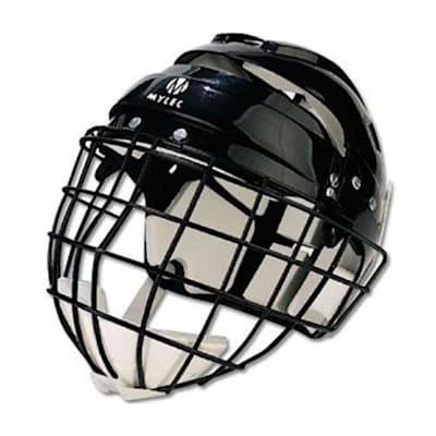 (Mylec Hockey Helmet Combo - Junior)
