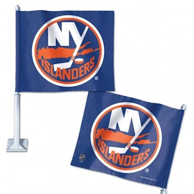 Car Flag NYI (Wincraft Hockey Car Flag - New York Islanders)