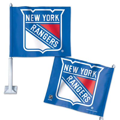 WinCraft Hockey Car Flag - New York Rangers (Wincraft Hockey Car Flag - New York Rangers)