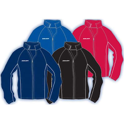 Bauer Hockey Warm Up Jacket (Bauer Hockey Warm Up Jacket - Youth)