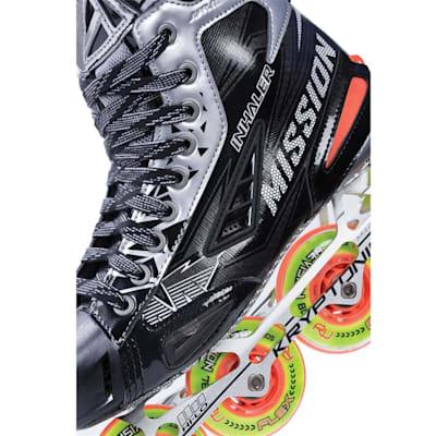 Mission Inhaler NLS:01 Inline Hockey Skates (Mission Inhaler NLS:01 Inline Hockey Skates - Senior)