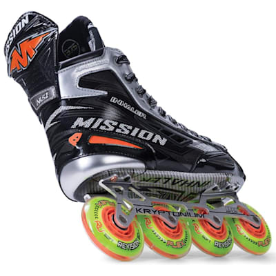 Mission Inhaler NLS:01 Inline Hockey Skates (Mission Inhaler NLS:01 Inline Hockey Skates - Senior)