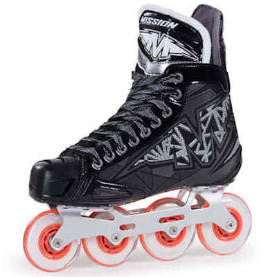 Mission Inhaler NLS:03 Inline Hockey Skates (Mission Inhaler NLS:03 Inline Hockey Skates - Junior)
