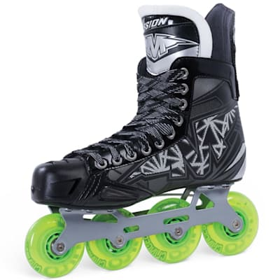 Mission Inhaler NLS:04 Inline Hockey Skates (Mission Inhaler NLS:04 Inline Hockey Skates - Junior)