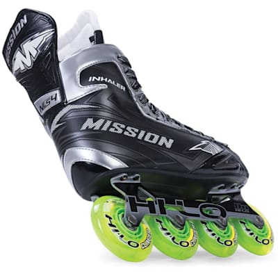 Mission INHALER NLS:04 Senior  Inline Hockey Skates Inline-Skates