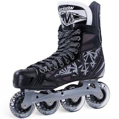 Mission Inhaler NLS:06 Inline Hockey Skates (Mission Inhaler NLS:06 Inline Hockey Skates - Junior)