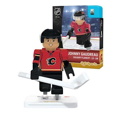 Johnny Gaudreau G3 Minifigure (OYO Sports Johnny Gaudreau G3 Minifigure - Calgary Flames)