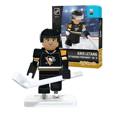 G3 Minifigure - Letang PIT (OYO Sports Kris Letang G3 Minifigure - Pittsburgh Penguins)
