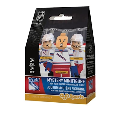 G3 Minifigure - Myst Pack NYR (OYO Sports Mystery Pack G3 Minifigure - New York Rangers)