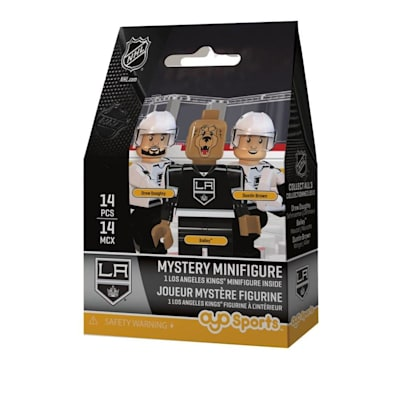 G3 Minifigure - Myst Pack LA (OYO Sports Mystery Pack G3 Minifigure - New York Rangers)