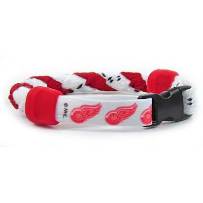 Swannys NHL Bracelet - Detroit Red Wings (NHL Bracelet - Detroit Red Wings - 8 Inch)