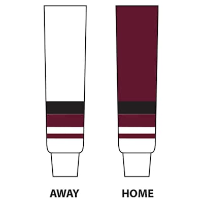 (NHL Team Hockey Socks - Arizona Coyotes - Intermediate)