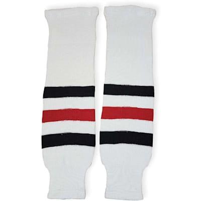 (CCM NHL Team Hockey Socks - Chicago Blackhawks - Senior)