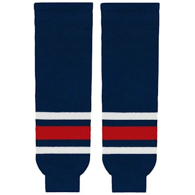 (NHL Team Hockey Socks - Columbus Blue Jackets - Tyke)
