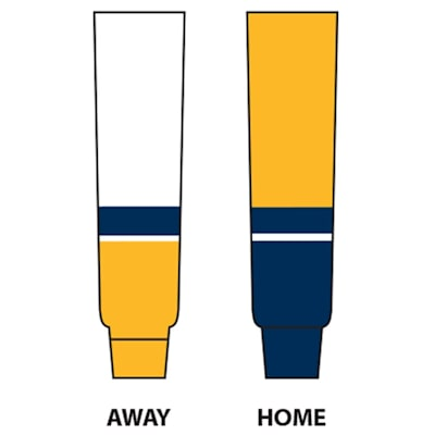 (NHL Team Hockey Socks - Nashville Predators - Tyke)