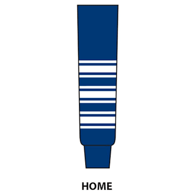 Home (NHL Team Hockey Socks - Toronto Maple Leafs - Tyke)