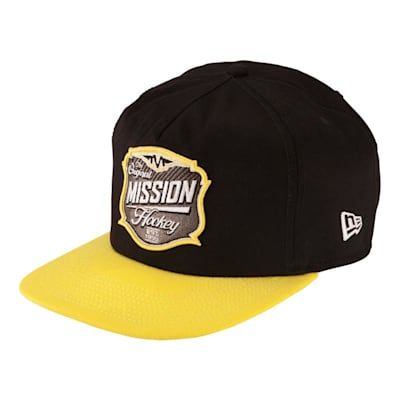 Mission Original Velcro Adjustable Hockey Hat (Mission Original Velcro Adjustable Hockey Hat - Adult)