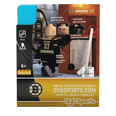 G3 Minifigure - Bergeron BOS (OYO Sports Patrice Bergeron G3 Minifigure - Boston Bruins)