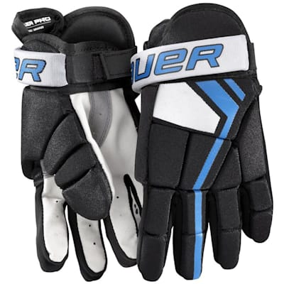 Bauer Pro Hockey Gloves (Bauer Pro Street Hockey Gloves - Junior)