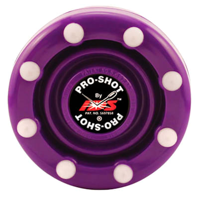 Purple (IDS Pro Shot Inline Hockey Puck)